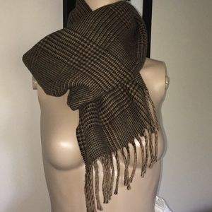 Chaps scarf unisex